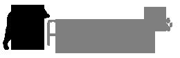 Pomsky logo